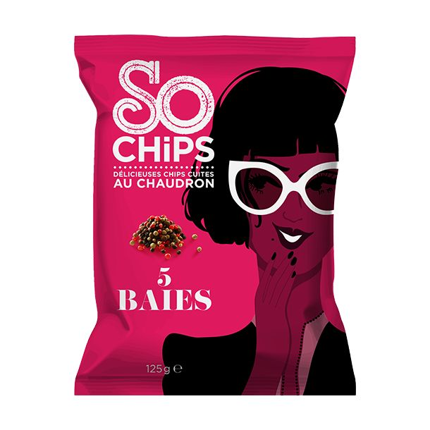 Chips 5 Baies - So Chips