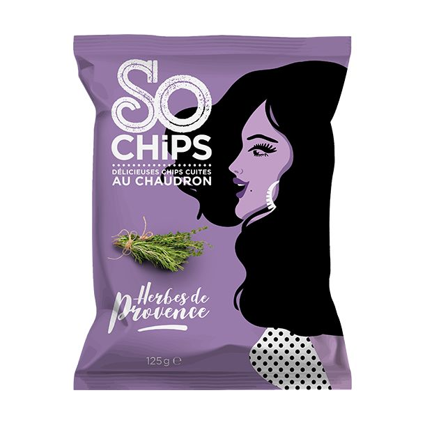 Chips Herbes De Provence - So Chips